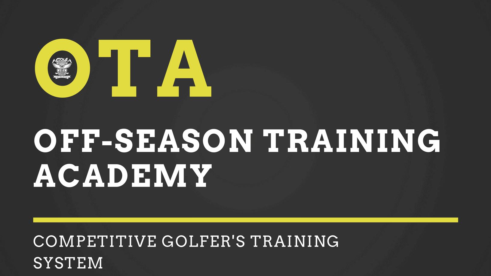 OTA: Off-Season Training Academy